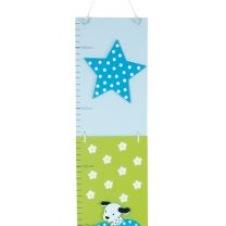 Mätsticka Dalmatiner, Blå