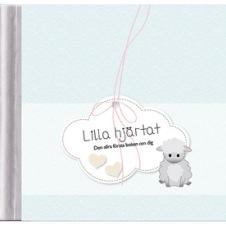 Lilla hjärtat - den allra första boken om dig.
