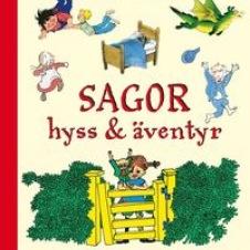 Bok: Sagor, hyss & äventyr