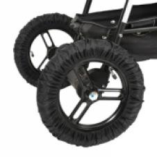 Hjulskydd Barnvagn 4-pack