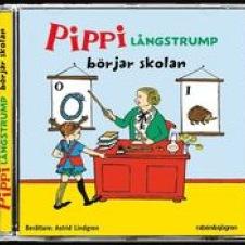 CD - Pippi Långstrump Börjar Skolan