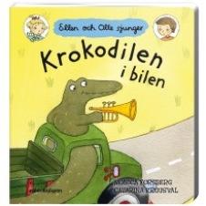 Bok: Krokodilen i bilen