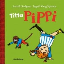 Bok: Titta Pippi