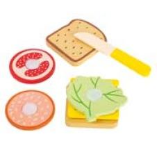 Leksaksmat - Smörgås