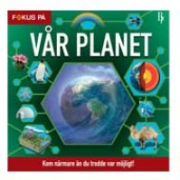 Bok: Fokus på - Vår planet