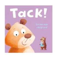 Bok: Tack - ett litet men viktigt ord!