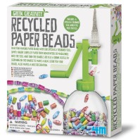 Kidz Labs  - Recycled Paper Beads