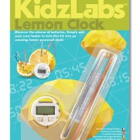 Kidz Labs - Lemon Clock