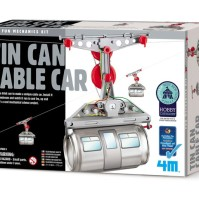 Kidz Labs - Tin Can Cable Car