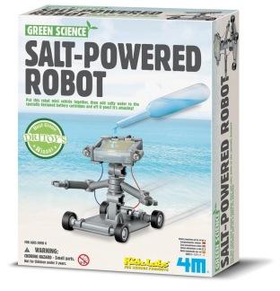 Kidz Labs - Salt Powered Robot -