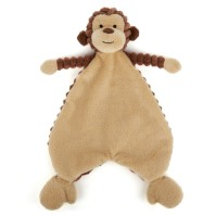 Little Jellycat - Cordy Roy Monkey Snutte