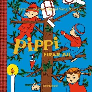 Bok: Pippi Firar Jul -