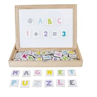 Jabadabado Magnetplatta ABC 123 -
