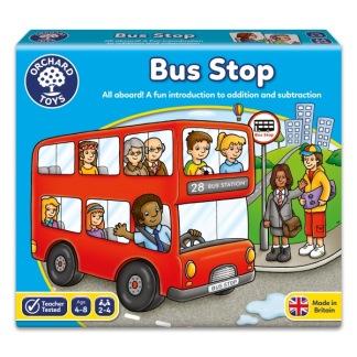 Spel - Bus Stop -