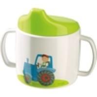 Pipmugg, Bonde & Traktor