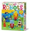 Wind Up Robots - Gör Själv