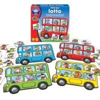 Spel: Little Bus Lotto