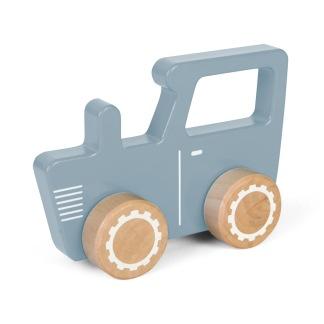 Little Dutch Traktor Blå -
