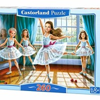 Pussel 260 bitar - Little Ballerinas