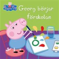 Bok: Georg börjar förskolan