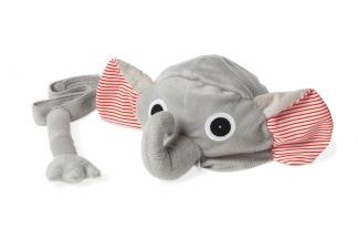 Oscar och Ellen - Utklädning Elefant -