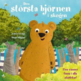 Bok: Den största björnen i skogen -