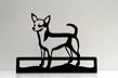 Siluett Chihuahua