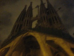 Isaks foto av Sagrada Familia