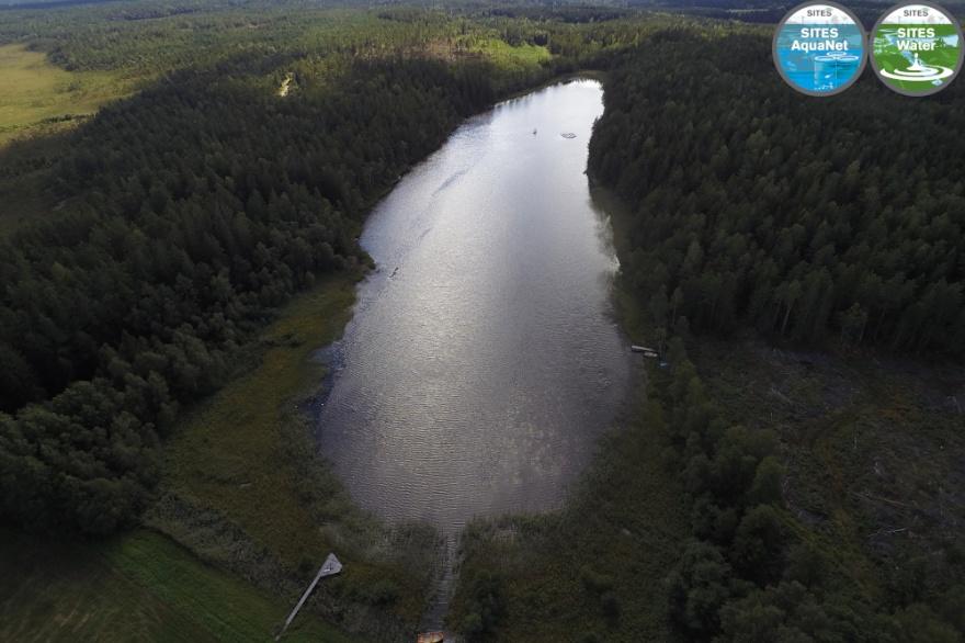 Lake Erssjön. Photo: Bengt Liljebladh.