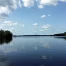 Lake Bolmen.
