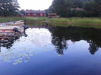 Lake Erken and the Erken Laboratory.