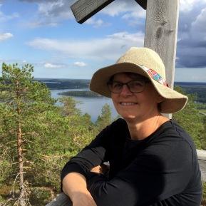 Cecilia Palmborg. Photo: Åsa Palmborg.