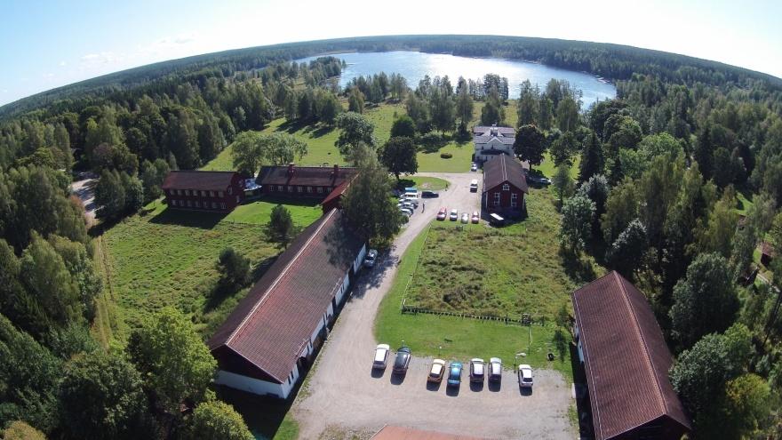 Grimsö forskningsstation. Foto: Andreas Seiler.