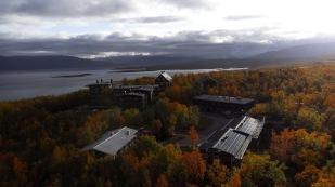 Abisko Scientific Research Station. Photo: Thomas Westin.