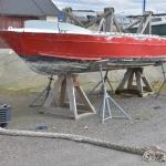 Ha ordentliga förtöjningstampar till din båt :)
