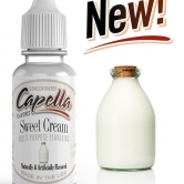 CAP - Sweet Cream | 30ml