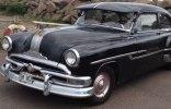 Pontiac 1953 - lika gammal som 50 års jubilerande Grötviks Segelsällskap