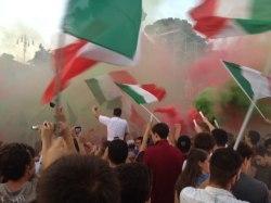 1-0 till Italien