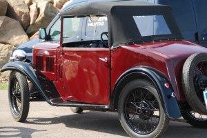 Austin Seven Opal 1934