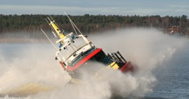 Vi stöder Sjöräddningens verksamhet i Grötvik (foto - Magnus Lorentzon)