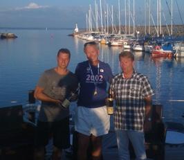 """Tack Niklas Gudmundsson & Mats Jingblad för rekordlångt """"Gäst på Bryggan"""" - hela 90 min = en fotbollsmatch!"""