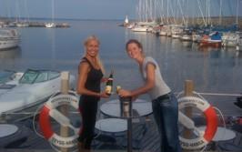 Tack Birgitta Green för gympasset på Bryggan!