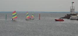 Glassbåtsregatta
