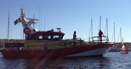 störst och minst i hamnen
