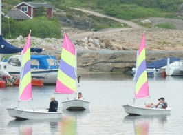 Glassbåtsrace