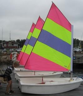 Klart för segling