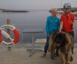 Laban välkomnar säsongen 2011 första kunder Max & Theodor!
