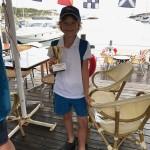 Fredrik Berggren vinnare sista Glassbåtsracet 2017