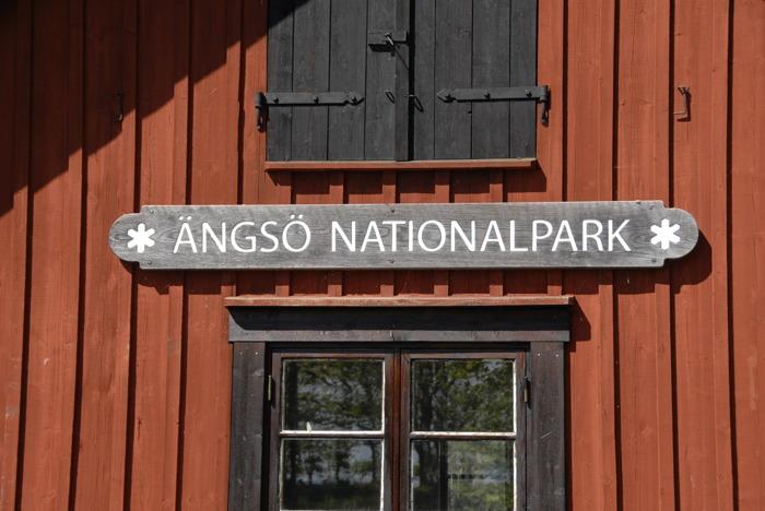 ängsö National Park Söderäng