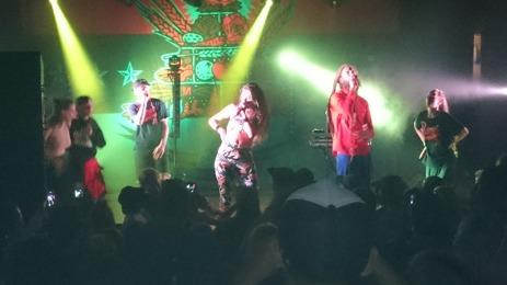 En fantastisk kväll på Vallby avslutade the Rap Race Festival. Foto: Cajsa Broström